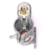 Ignition Collar Housing & Key 75-84 VW Rabbit GTI MK1 - Genuine - 171 905 851
