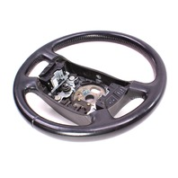 Leather Multifunction Steering Wheel 98-05 VW Passat B5 / 99-05 Jetta GTI MK4 -