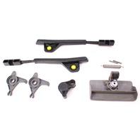 Glovebox Glove Box Compartment Latch Parts Lot VW Jetta Golf GTI MK4 - Genuine -