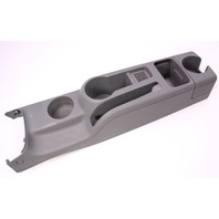 Center Console With Cup Holder 99-05 VW Jetta Golf MK4 - Grey - 1J0 863 323 S
