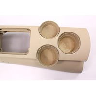 Interior Center Console & Cup Holders 98-03 VW Beetle - Beige - 1C0 864 364 A