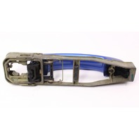 Front Exterior Door Handle 98-10 VW Beetle - LW5Y Blue - Genuine - 1C0 837 885