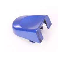 RH Exterior Door Handle Thumb Cap 98-10 VW Beetle LW5Y Blue - 1C0 837 879 A