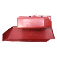 Red Glovebox 81-84 VW Rabbit GTI MK1 Glove Box ~ Genuine ~ 175 857 101 A