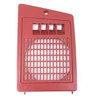 RH Front Red Dash Speaker Grill Cover 81-84 VW Rabbit Pickup MK1 ~ 175 857 086