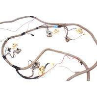 Tail Light Lamp Wiring Harness Plugs 81-84 VW Rabbit MK1 Genuine - 175 971 011 F