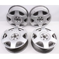 "Set of Stock 16"" Alloy Wheels Rims 98-05 VW Beetle 5x100 Genuine - 1C0 601 025 A"