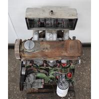Complete Long Block 1.6 Diesel Engine 81-84 VW Jetta Rabbit Pickup Caddy MK1