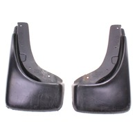 Rear Mud Flaps 98-01 VW Passat B5 Splash Shield Mudflaps - Genuine