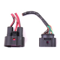 Cooling Fan Module Pigtails Plugs Connectors VW Beetle Jetta Golf GTI Mk4 -