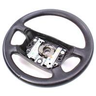 Leather  Steering Wheel 98-05 VW Passat B5 / 99-05 Jetta GTI MK4 ~ Genuine