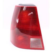 LH Taillight Tail Light Lamp 01-05 VW Jetta Wagon MK4 ~ Genuine