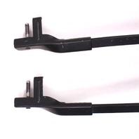 Aero Style Windshield Wiper Arms Set 99-05 VW Jetta Golf GTI MK4 - Genuine