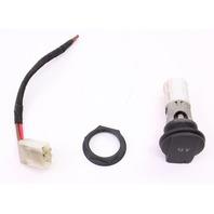 Trunk 12V Power Outlet Lighter Socket 99-05 VW Jetta Golf GTI Mk4 ~ Genuine