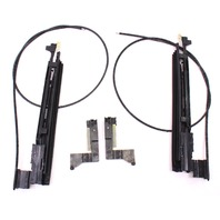 Sunroof Fix Repair Parts Track Cables VW Jetta Golf GTI MK4 - Sun Moon Roof -