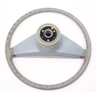 Grey Steering Wheel VW Rabbit Jetta Pickup MK1 ~ Genuine ~