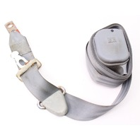 LH Front Seatbelt Shoulder Belt 80-83 VW Rabbit Pickup MK1 ~ Grey ~ 179 857 705