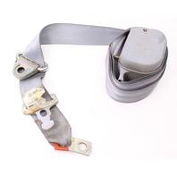 RH Front Seatbelt Shoulder Belt 80-83 VW Rabbit Pickup MK1 ~ Grey ~ 179 857 706