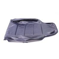 LH Front Blue Vinyl Back Rest Seat Cover 81-84 VW Rabbit Pickup Caddy MK1