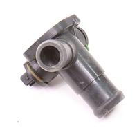 Cylinder Head Coolant Flange Diesel 81-84 VW Rabbit Jetta Mk1 - 068 121 133 AB