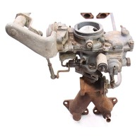 Solex Dual Carb 32-34 PDIST-2/3 Carb Carburetor 1973 VW Bus - 021 129 031 N