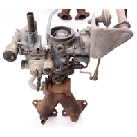 Solex Dual Carb 32-34 PDIST-2/3 Carb Carburetor 1974 VW Bus - 021 129 031 Q