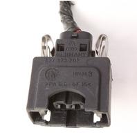 Fuel Injector Plugs VW Jetta Golf Beetle MK4 2.0 Wiring Harness - 037 973 202