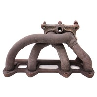 Exhaust Manifold 99-01 VW Jetta Golf MK4 Beetle 2.0 AEG - Genuine -