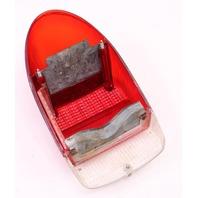 RH Tail Brake Light Lamp 71-72 VW Beetle - Genuine Hella