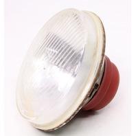 "Genuine Hella H4 Headlight Head Light Lamp Round 5 3/4"""