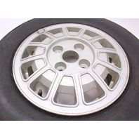 "13"" Alloy Aluminum Wheel Rim 75-81 VW Scirocco MK1 Genuine . 321 601 025 B"
