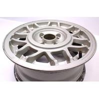 "14"" x 6"" Painted Snow Flake Wheel Rim 4x100 VW Cabriolet MK1 - 176 601 025"