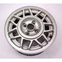 "14"" x 6"" Painted Snow Flake Wheel Rim 4x100 VW Cabriolet MK1 - 176 601 025"
