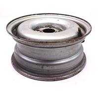 """13"""" x 5.5"""" Stock Steel Wheel Rim 4x100 VW Jetta Golf MK2 - 191 601 025 D"""