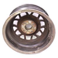 "14"" x 6"" Snow Flake Wheel Rim 4x100 75-84 VW Rabbit Jetta MK1 - 171 601 025 H -"