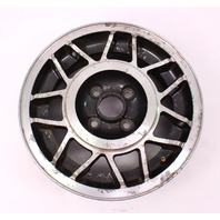 "14"" x 6"" Snow Flake Wheel Rim 4x100 75-84 VW Rabbit Jetta MK1 - 171 601 025 H -"