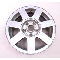 "15"" Stock Alloy Wheel Rim 98-01 VW Passat B5 7-Spoke - Genuine - 3B0 601 025 A"