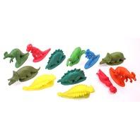 Lot of 12 Sinclair Dinoland Dinosaur Mold-a-rama Worlds Fair