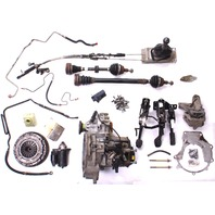 Manual Transmission Swap Parts Kit 99-05 VW Jetta Golf GTI MK4 Beetle - 02J DZQ