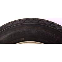 """13"""" Alloy Original Spare Tire Rim 75-81 VW Scirocco MK1 Genuine - 321 601 025 B"""