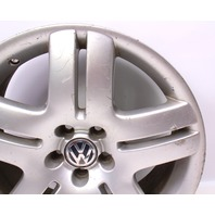 "17"" Wheel Long Beach Alloy Rim 99-05 VW Jetta Golf GTI MK4 ~ 5x100 Stock"