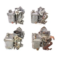4x Solex Carburetors 30 PICT-2 68-69 VW Beetle Bus 1300cc - 1500cc Single Port