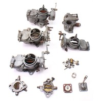 Solex Dual Carb Parts Lot 32 PDSIT-2-3 Carburetor VW Bus Bay Window - Genuine