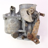 Solex Carburetor 28PICT-1 64-65 VW Beetle Bug Bus 40HP ~ Genuine ~