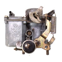 Solex Carburetor 34PICT-3 71-79 VW Beetle Bug Aircooled Dual Port 1600 -