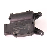 Heater Climate Control Flap Actuator 06-10 VW Passat B6 Genuine - 0 132 801 363