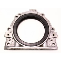 Engine Crank Seal Plate Rear VW Rabbit Jetta Scirocco Mk1 . 055 103 173 B