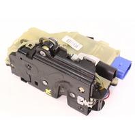 RH Rear Door Latch Actuator Module 04-06 VW Phaeton - Genuine - 3D4 839 016 D