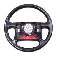 Leather Steering Wheel 96-99 VW Jetta Golf GTI MK3 4 Spoke Stock - Genuine