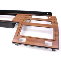 Wood Dash Radio Surround Trim Panel 81-84 VW Rabbit Pickup MK1 - 175 857 061